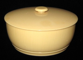 Edwardian Celluloid Victorian Celluloid Vanity Bowl and Lid Powder Box 1... - $18.00