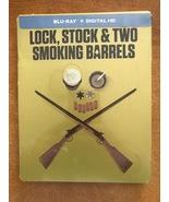 Lock, Stock & Two Smoking Barrels Limited Edition Steelbook+Digital HD B... - $34.99