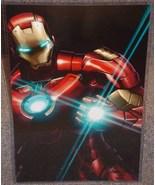 Marvel Avengers Iron Man Glossy Print 11 x 17 In Hard Plastic Sleeve - $24.99