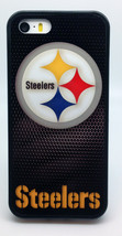 NEW PITTSBURGH STEELERS NFL FOOTBALL CASE COVER FOR iPHONE 6S 6 PLUS 5 5... - $14.99