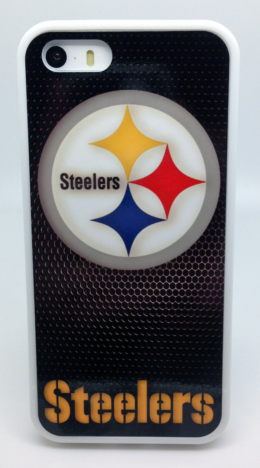 NEW PITTSBURGH STEELERS NFL FOOTBALL CASE COVER FOR iPHONE 6S 6 PLUS 5 5S 5C 4S