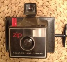 VINTAGE Polaroid ZIP Land Camera FILM Type 87 Made in The United Kingdom - $37.39