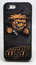 Wichita State Wsu College Phone Case For I Phone 6 6 Plus 5 C 5 5 S 4 S 4 Rubber - $14.99