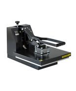 Digital Clamshell Heat Press Transfer T-Shirt Sublimation Machine 15 x 15 - $299.99