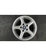 98 99 BMW 323I WHEEL 16X7 ALLOY 5 ROUND SPOKE 69146 - $138.48