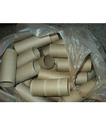75 Toilet Paper Rolls Empty Clean Cardboard Tubes School Church Craft Pr... - $11.87
