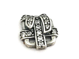 Authentic Pandora All Wrapped Up Petite Floating Charm, 792167CZ New - $18.04