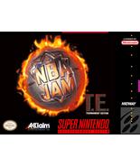 NBA Jam Tournament Edition SNES SUPER NINTENDO Video Game - $12.97