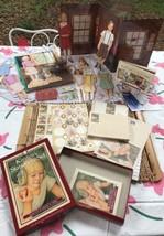 Retired American Girl Dolls Collection Kirsten Stationary Kit's Paper Do... - $34.29