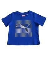 Puma 12 Mos. Baby Boys Blue Top - $7.99