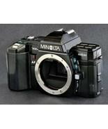 Minolta MaXXum 7000 35mm SLR Camera Rare Collectible Nice Shape - $97.00