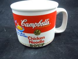 Campbell Chicken Noodle Soup Mug Westwood 1997 - $1.99