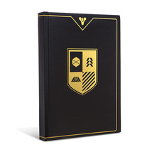 Destiny 2 Grimoire Hardcover Journal Notepad Notebook 232 Pages Bungie - $59.99