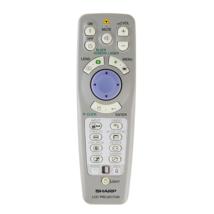 SHARP RRMCG1585CESA Remote Control for LCD Projector Genuine OEM Original  - $18.70