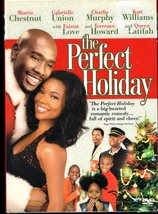 The Perfect Holiday DVD Movie - $7.95