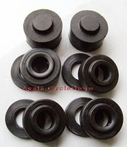 Honda C72 CA72 CS72 C77 CA77 CS77 Fuel Tank Rubber , Cushion Fr+RR Set New - $19.50