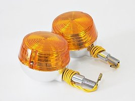Suzuki T250 T305 T350 T500 Turn Signal L/R New with blub 6v. - $8.81