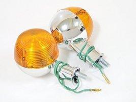 Yamaha CT1 CT2 CT3 Rear Turn Signal Set L/R New - $8.81