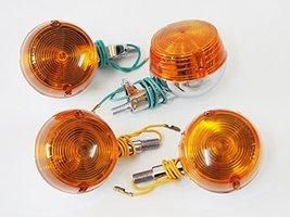Suzuki A80 A90 A100 4/K/L Front & Rear Turn Signal Set L/R New - $14.69
