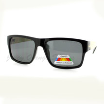 Polarized Lens UV400 Unisex Designer Fashion Rectangular Shades - $9.95