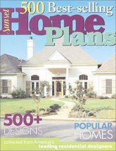 500 Best Selling Home Plans [Sep 01, 1997] Sunset Books - $9.89