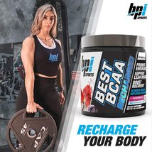 bpi Sports BEST BCAA  Recharged WATERMELON 25 servings  10.14 oz. Exp.04... - $34.99