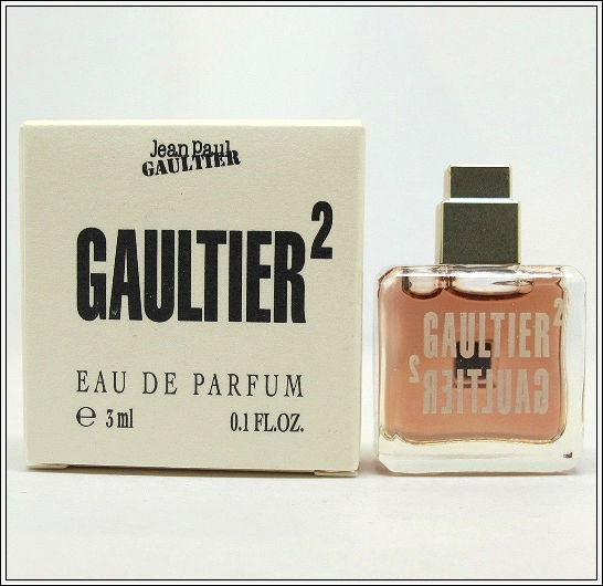 gaultier 2 eau de parfum by jean paul gaultier 3 ml 10 oz women. Black Bedroom Furniture Sets. Home Design Ideas