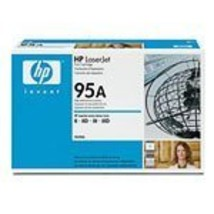 Hewlett Packard (HP) HP92295A 95A OEM Laserjet: Black Yields 4,000 Pages - $127.21