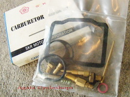 Honda S90 ZK1 CL90 ZK1 CL90II Carburetor Repair Kit New - $15.35