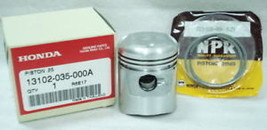 Honda C65 C65M S65 Piston & Ring size STD Brand New - $20.19