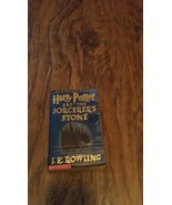 Harry Potter and The Sorcerer's Stone by J.K. Rowling (1997 Paperback) - $3.00