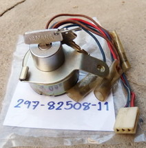 Yamaha U7 E 1972 V50 V75 Main Ignition Switch Nos 297-82508-11 - $38.52