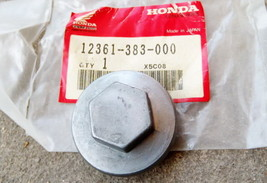Honda CB100 CB125S CL100 CL125S CT125 Valve Tappet Cap Nos - $7.84
