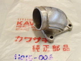 Kawasaki C2 C2SS C2TR G1 D1 Inlet Pipe Air Cleaner Nos - $19.24