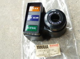 Yamaha DX100 Upper Pilot Box Cover Nos 2N3-8251H-00 - $24.02