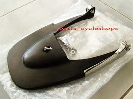 Honda Benly CB92 CB95 Rear Fender Mud Flap Mudguard With Stay New - $99.99