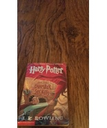 Harry Potter and The Chamber of Secrets by J.K. Rowling (1999 Paperback) - $2.50