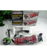 """Chicago Electric 3"""" High Speed Cut-Off Pwr. Tool w/ 10 pk 40 Grit Cut-Of... - $39.00"""