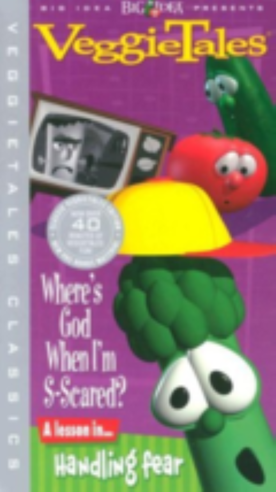 Where's God When I'm Scared? Vhs