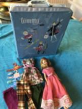 VINTAGE IDEAL 1965 Original Tressy Doll & Original Clothes & Tammy Case HtF - $49.49