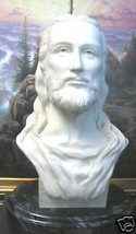 Christ Statue Head/ artist C.McCleskey - $600.00