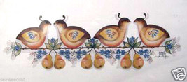 Pears & Partridge by Frankie Buckley - MINI print - $40.00