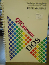 QICstream - DOS - User Manual - $9.95
