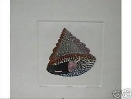 Rossiniana by Dan Mitra - Etching-botanical-sea... - $275.00