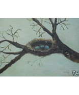 """Bird's Nest"" by Ruby Heard - $175.00"