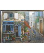 Fleurs by John O'brien street scean - $850.00