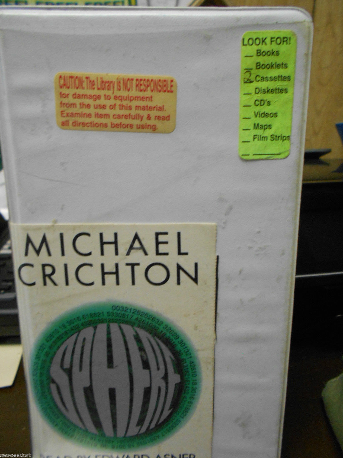 a description of the sphere by michael crichton Sphere 9780330301275 michael crichton pan macmillan 1988  sphere by michael crichton  description details within a.