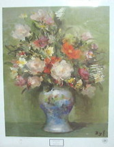 The Blue Vase By Marcel Dyf - $65.00
