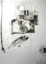 Hearing the Sounds of the City  by Anton Weiss - INK - $1,665.00