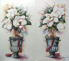 Heaven Scent 1 and 2 by Deb Collins - floral - magnolia - $115.00